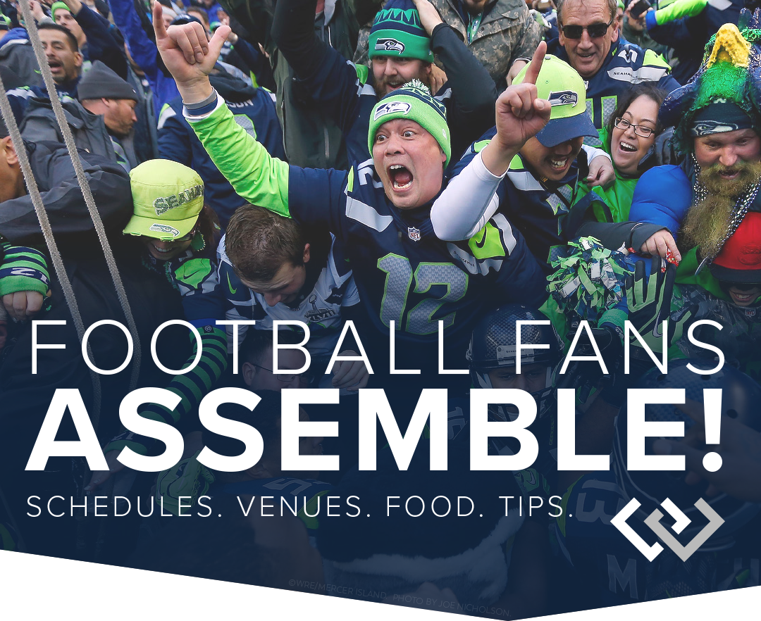 Football Fans Assemble! Schedules, Venues, Food & Tips